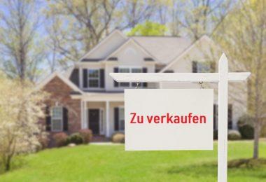 Immobilie verkaufen im Alter